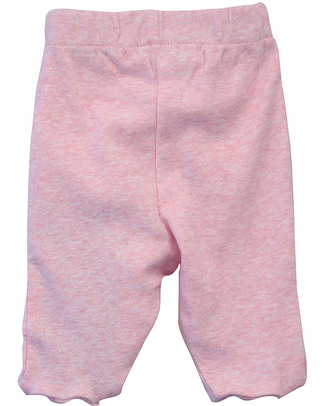 Serendipity Organics Pre Pants with feet - Pink Trousers