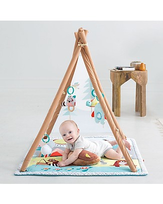Skip Hop Camping Activity Camping - From birth! With 17 activities! Baby Gym