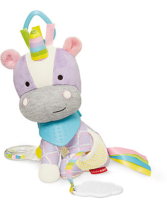 Skip Hop Multi Sensory Unicorn Toy, From birth! - Free from BPA, PVC or phthalates! Newborn Toys