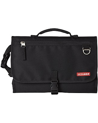 Skip Hop Pronto Signature Changing Station, Black - Large, padded, with many pockets! Changing Tables