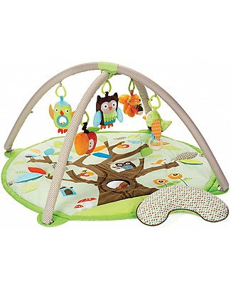Skip Hop Treetop Friends Activity Gym - From birth! With 17 activities! Baby Gym