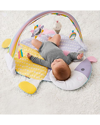 Skip Hop Unicorn Activity Gym - From birth, with Music and Mirror! Baby Gym