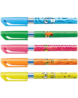 Stabilo Mini Funnimals Pens with Cute Animals - Case of 5 Colouring Activities