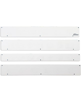 Tidy Books Bookcase Replacement Panels - White  Bookcases