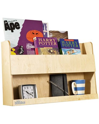 Tidy Books Bunk / Baby Buddy - Natural - Storage for your Bunk Bed or Nursery! Bookcases