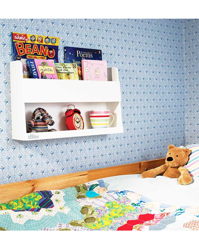 Paint Your Life Letto A Castello.Tidy Books Bunk Bed Buddy Bedside Storage Shelf 33x53x12cm