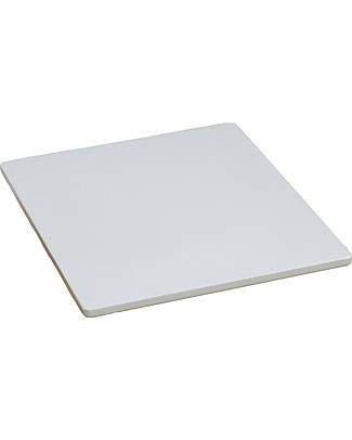 Tidy Books Wooden Lid for Sorting Box, Pale Grey – 40 x 30 cm Bookcases