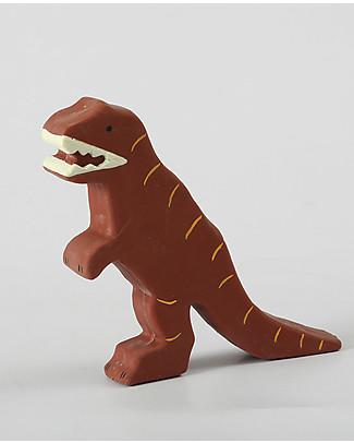 Tikiri T-Rex, Baby Dinos - 100% Natural Rubber Puppets