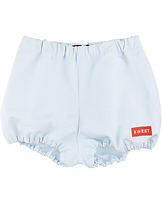 Tiny Cottons Denim Baloon Short – 100% Cotton Shorts