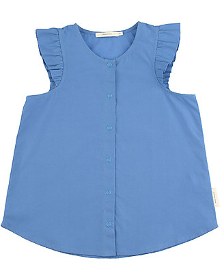 Tiny Cottons Hotel Bonheur Sleveless Blouse – 100% Cotton T-Shirts And Vests