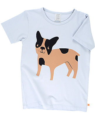 Tiny Cottons Moujik T-Shirt - Elasticated Pima Cotton T-Shirts And Vests