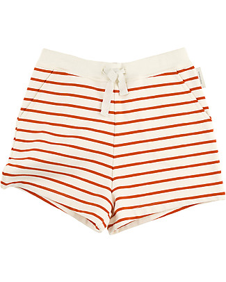 Tiny Cottons Stripes Short – 100% Cotton Shorts