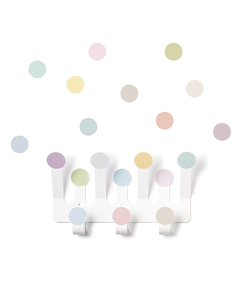 Stickers Per Bambini.Tresxics Dots Hanger Dots Stickers Pastel Unisex Bambini