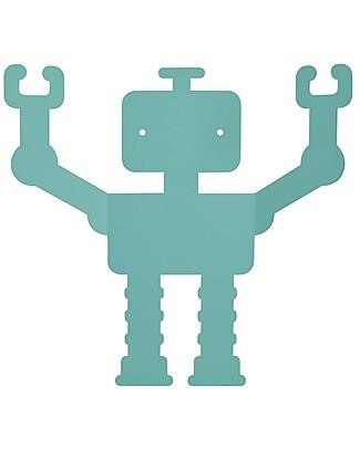 Tresxics Wall Hook Robot, Q1 - Fun and functional! Hangers & Hooks
