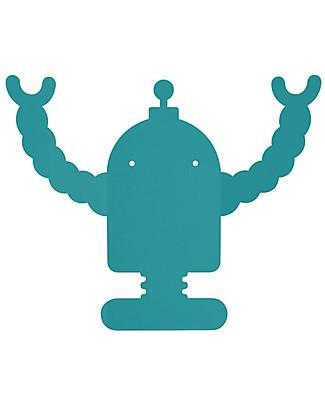 Tresxics Wall Hook Robot, R2 - Fun and functional! Hangers & Hooks