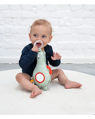 Trixie Activity toy, Mr Polar Bear - Stimulates Sight, Hearing and Touch Newborn Toys