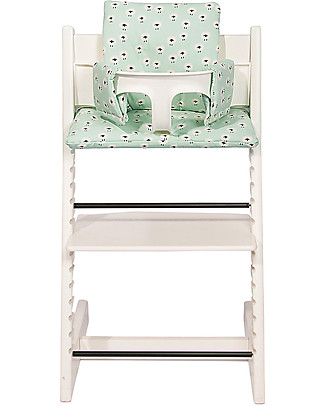 Trixie Cushion for Stokke Tripp Trapp High chair, Sheep - 100% organic cotton High Chairs
