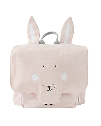 Trixie Satchel, Mrs Rabbit - Cotton (29x10x25cm) null