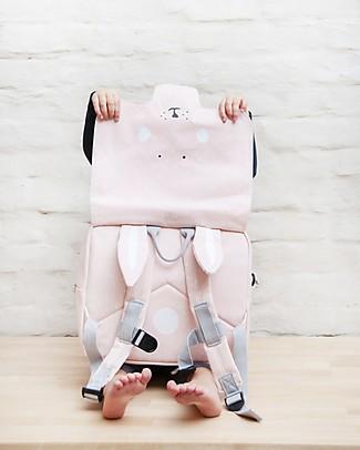 Trixie Satchel, Mrs Rabbit - Cotton (29x10x25cm) Small Backpacks