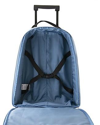 Trixie Travel Trolley, Mrs Elephant - Cotton (34x15x45cm) Travel Bags