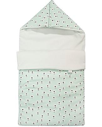 Trixie Universal Footmuff, Sheep - Cotton Warm Sleeping Bags