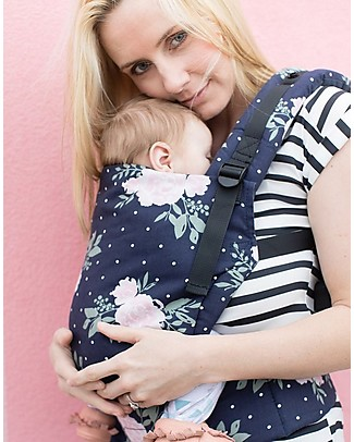 Tula Free-to-Grow Baby Carrier, Blossom - From 3.2 Kg, Grows with your Baby! Baby Carriers