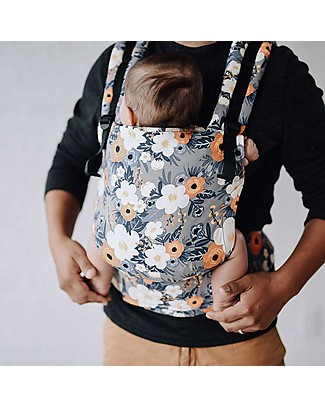 Tula Free-to-Grow Baby Carrier, French Marigold - From 3.2 Kg, Grows with your Baby! Baby Carriers