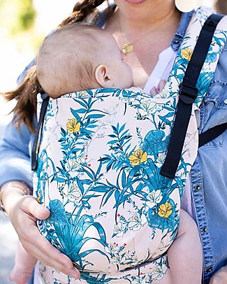 Tula Free-to-Grow Baby Carrier, Lanai - From 3.2 Kg, Grows with your Baby! Baby Carriers
