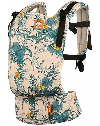 Tula Free-to-Grow Baby Carrier, Lanai - From 3.2 Kg, Grows with your Baby! Baby Slings
