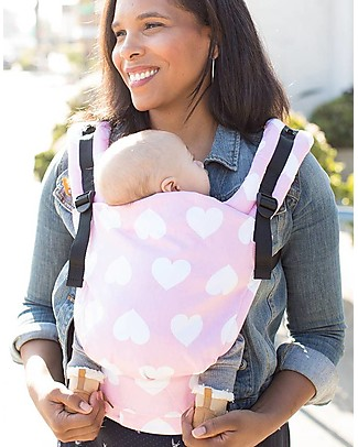 Tula Free-to-Grow Baby Carrier, LoveYouSoMuch - From 3.2 Kg, Grows with your Baby! Baby Carriers