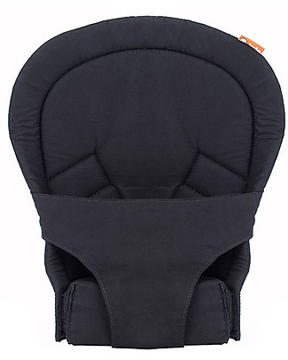 Tula Infant Insert for Standard Tula Carrier, New Black Baby Carriers