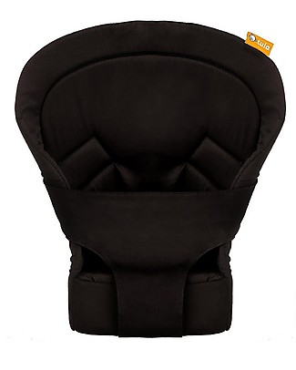 Tula Infant Insert for Standard Tula Carrier, New Black Baby Slings