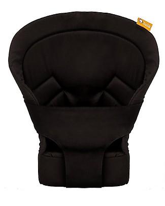Tula Infant Insert for Standard Tula Carrier, New Black Baby Slings