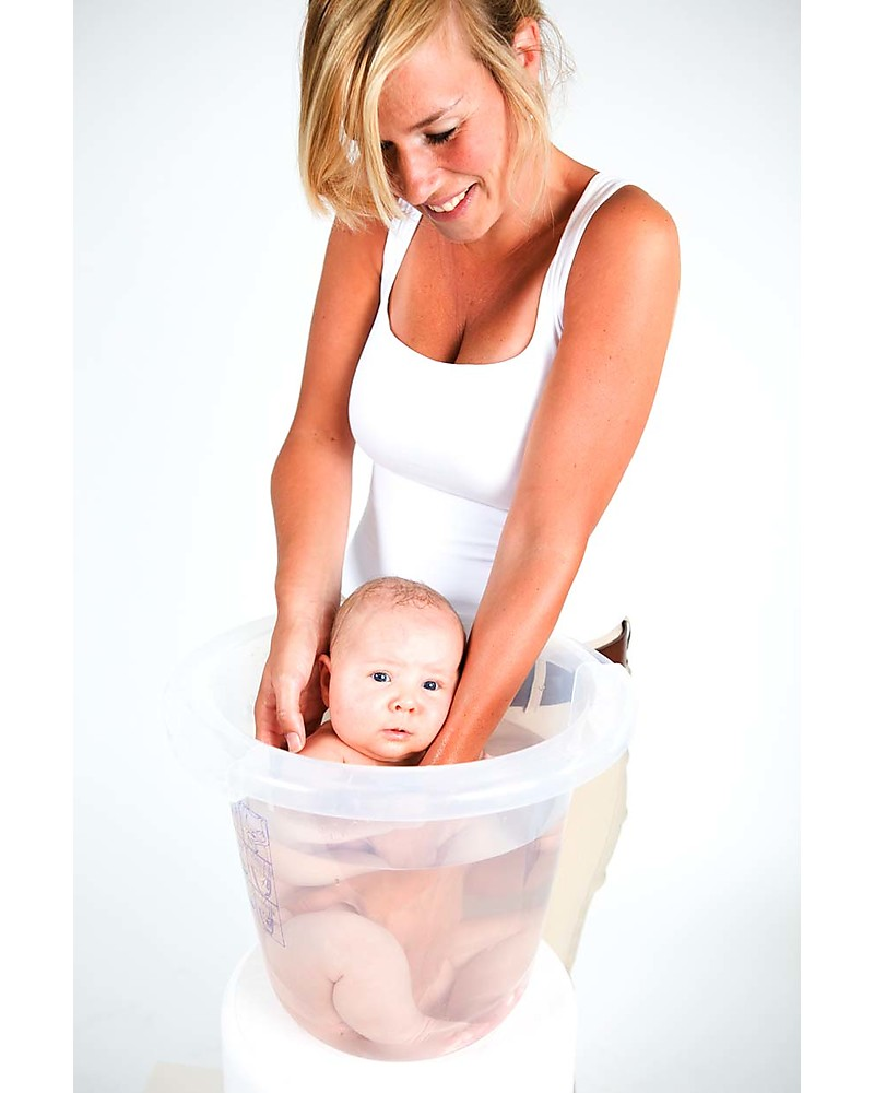 Tummy Tub Tummy Tub® Bath for babies - Ergonomic and anatomic for ...
