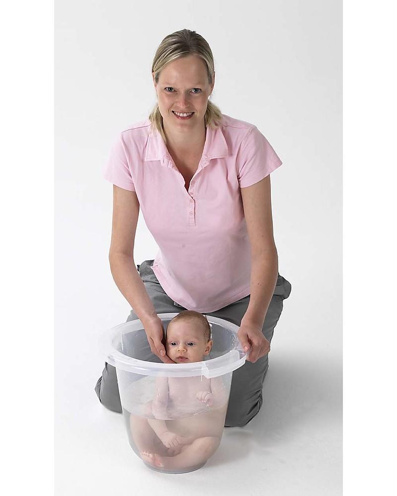 Tummy Tub Tummy Tub® Bath for babies - Ergonomic and anatomic for ...
