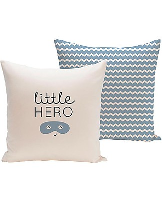 "UO* Cushion cover ""Little Hero"" Cushions"