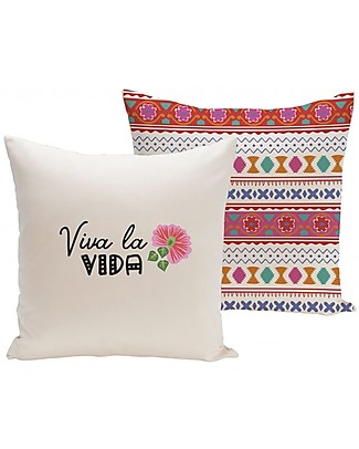 "UO Cushion Cover ""Viva la Vida""  null"