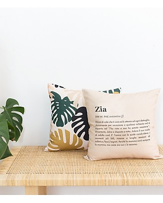 "UO Cushion ""Zia""- Aunt's perfect gift! Cushions"