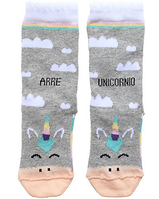"UO Mini - Socks ""Arre Unicornio"" - Gift idea Socks"