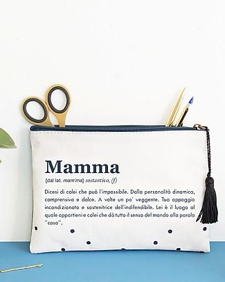 """UO Pencil Case """"Mamma Definizione"""" - Gift idea null"""