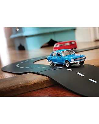 Waytoplay Waytoplay Flexible Cars Track, Highway, 24 pieces - Suitable for all surfaces! Art & Craft Kits