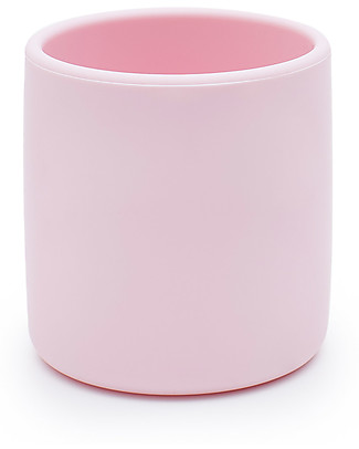 We Might Be Tiny Ergonomic Grip Cup 220 ml, Pink - BPA free! Cups & Beakers