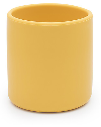 We Might Be Tiny Ergonomic Grip Cup 220 ml, Yellow - BPA free! Cups & Beakers