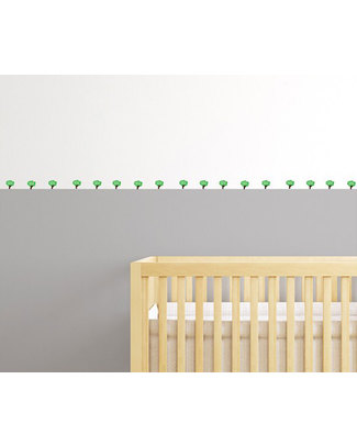 Wee Gallery Weecal Mini Trees - Wall Stickers (movable and safe!) Wall Stickers
