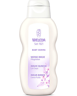 Weleda Organic White Mallow Body Lotion - Fragrance free Body Lotions And Oils