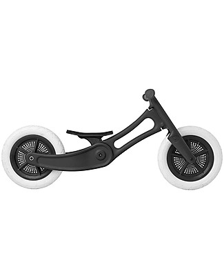 Wishbone Design Studio Wishbone Bike Recycled 2 in 1 (Push + Balance Bike) - From 1 to 6 years! Balance Bikes