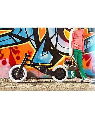 Wishbone Design Studio Wishbone Bike Recycled 2 in 1 (Push + Balance Bike) - From 1 to 6 years! Balance Bikes