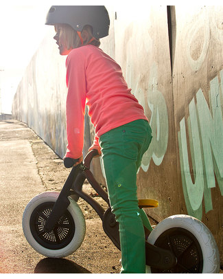 Wishbone Design Studio Wishbone Bike Recycled 3 in 1 (Push, Trike + Balance Bike) - From 1 to 6 years! Balance Bikes