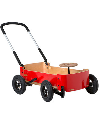 Wishbone Design Studio Wishbone Wagon 3 in 1: Wagon, Car, Go-kart! Rides On