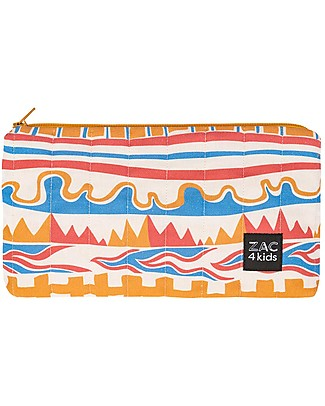 Zac 4 Kids Pencil Case, Palio Collection - Stripes Pencil Cases